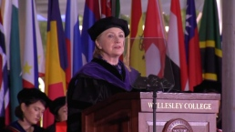 Three Moments From Hillary Clinton's Commencement Address