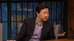 'Late Night': Ken Jeong Wants to Host the Oscars