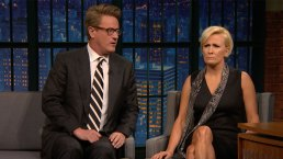 'Late Night': Trump Unfollowed 'Morning Joe' Hosts
