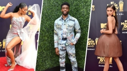 Stars Shine at the 2018 MTV Awards