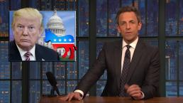 'Late Night': A Closer Look at Trump's Post-Midterms Depression