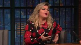 'Late Night': Kelly Clarkson's Son Loves Going on Stage With Her