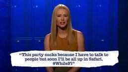 'Late Night': Teen Slang With Iggy Azalea