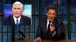 'Late Night': A Look at Trump and GOP Crack-Up