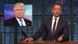 'Late Night': A Look at Trump's Attacks on His Challengers