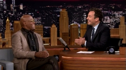 'Tonight Show': Samuel L. Jackson Played a Round of Golf with Arnold Palmer