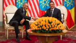 Barack Obama's First Trip to Ethiopia as President