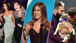 Top Moments From the People's Choice Awards in Pictures