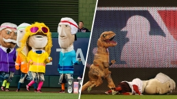 Photos: Wacky Moments With the Racing Presidents