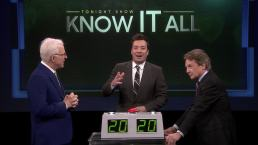 'Tonight': 'Know It All' With Steve Martin and Martin Short