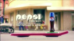 Go 'Back to the Future' With Pepsi Perfect