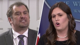 Contentious WH Briefing Highlights Conflict Over Immigration