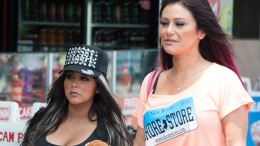 "Snooki & JWoww Reveal Their ""Jersey Shore"" Regrets"