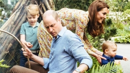 Prince William: I'd Be 'Absolutely Fine' If My Kids Came Out