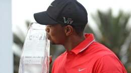 Tiger Woods Life and Times