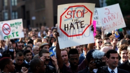 Anti-Gay Crimes Spike in NYC, Thousands March to Denounce Violence