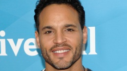 "Daniel Sunjata Talks Playing An Undercover FBI Officer In ""Graceland"""