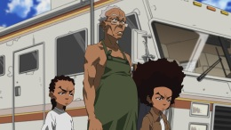 """Boondocks"" Back for Final ""Offensive"" Season"