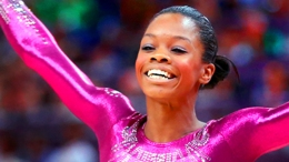 HIGHLIGHTS: Gabby Wins Gold!