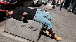 Worst Spot in City for K2 Use? Users Pass Out on Sidewalks