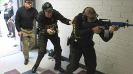 Chaotic Training for School Shootings