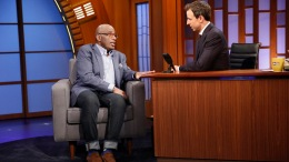 Meyers: Roker on the Time He Overslept