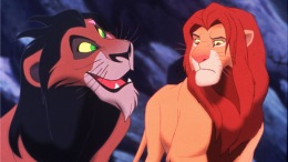 """The Lion King"" Reigns Again, Beats Brad Pitt"