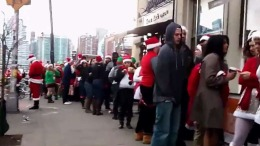 17 Arrested, Cop Punched in Face at Hoboken SantaCon: Police
