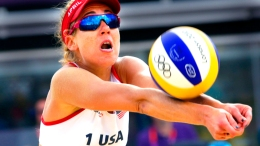 PHOTOS: Women of Beach Volleyball
