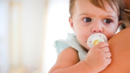 "Dirty Pacifiers Are ""Reservoirs For Germs"""