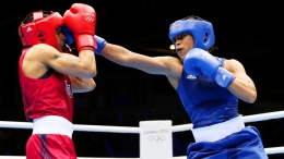 U.K. Beats U.S. on First Day of Women's Boxing