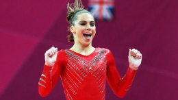 McKayla Maroney's Near-Perfect Vault