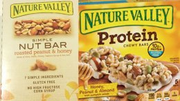 4 Types of Nature Valley Bars Recalled Nationwide