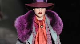 Trend Watch: Ultraviolet Looks on the Runway