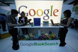 Google Book Battle's Date in Court
