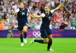 PHOTOS: Women's Soccer: USA vs. Japan in Gold Medal Match