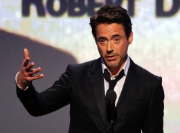 It's No Mystery: Robert Downey, Jr. Loves Playing Sherlock Holmes