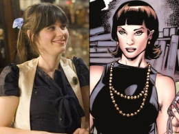Zooey Deschanel Sought by Spider-Man's Webb for Betty Brant