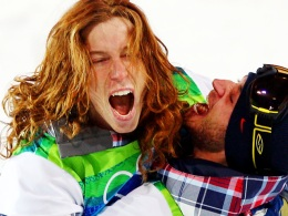 Fans Interview Shaun White