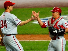 Images: Phillies Crush Yankees in Game 1