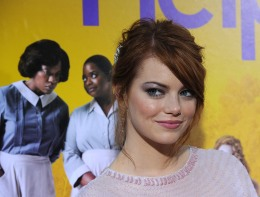 "Emma Stone on the Lessons of ""The Help"""