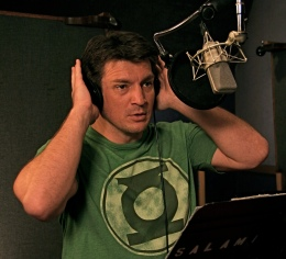 Will Nathan Fillion's Green Lantern Run Rings Around Ryan Reynolds'?