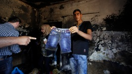 Jewish Extremist Eyed in Fire That Killed Palestinian Toddler