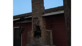 Suspected Burglar Dies in California Chimney