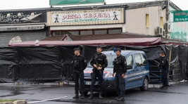 'Incoherent' Suspect Recalls Driving Into Pizzeria: France