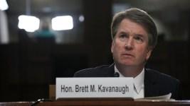 Kavanaugh Denies Allegation of Sexual Misconduct in School