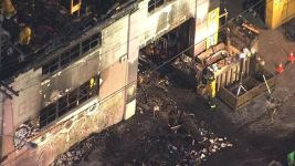Recovery Complete in Deadly Oakland Warehouse Blaze