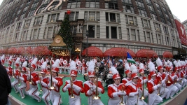 3 Million Attend Macy's Thanksgiving Day Parade