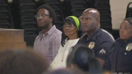 Prayer Vigil Held for Man Fatally Shot by Police on Skid Row