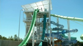 Boy Thrown From Water Slide at New Calif. Water Park